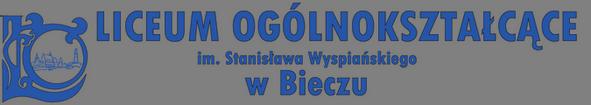 Liceum Ogólnokształcące im. Stanisława Wyspiańskiego w Bieczu