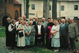 Spotkanie Absolwentów z 1950 r.